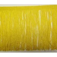 Fleco cuquillo 15 cm, amarillo