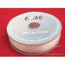 Hilo de nylon Cose, 0.6mm,...