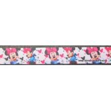 Lazo grosgrain MINNIE MOUSE...