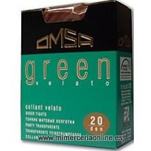 Panty Omsa Green velato, 20...