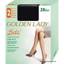 Panty Golden Lady Leda 20...