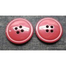 Botón granate amarronado, 4...