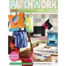Revista Pachtwork en casa...