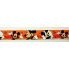 Lazo grosgrain MICKEY MOUSE...