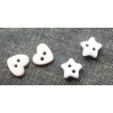 Minibotón forma estrella o...