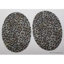 Rodilleras estampado leopardo