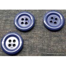 Botón azul marino claro, 4...