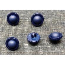 Botón azul marino claro,...