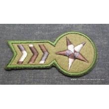 Termoadhesivo forma flecha...