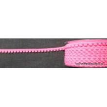Madroño rosa fluor, neón, 11mm
