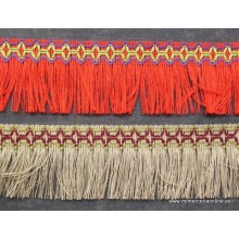 Fleco tipo lana étnico...