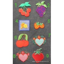 Termoadhesivos de frutas