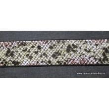 Cinta elástica serpiente, 3cm