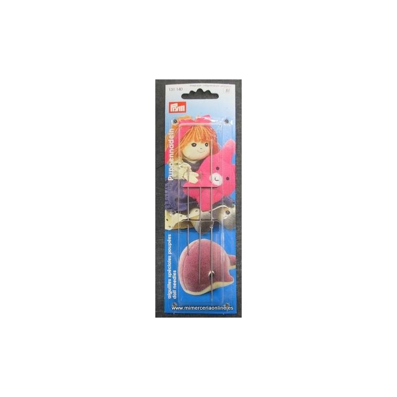 3 agujas para muñecas Prym Referencia 131140