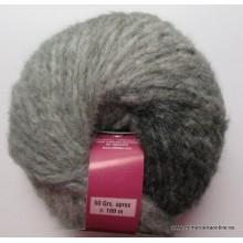 Lana OFIL bicolor gris, 50 gr