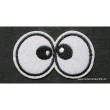 Termoadhesivo ojos