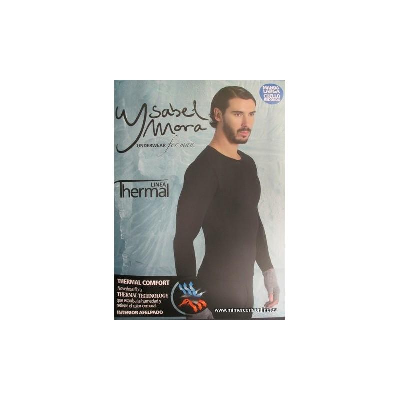 3 Camisetas termal Unno para hombre 6708 UNNO THERMAL Art