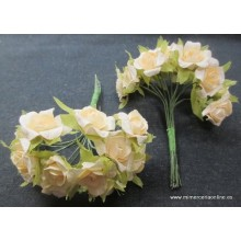 Ramillete de flores de...