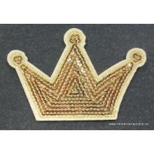 Termoadhesivo forma de corona