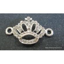 Abalorio corona de...