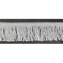 Flecos cuquillo plata 6,5 cm