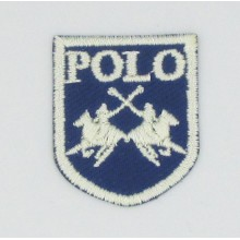 Escudo termoadhesivo POLO