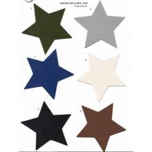 Estrellas termoadhesivas...