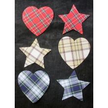 Estrellas o corazones...