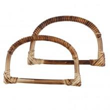 Par de asas de bambú, 20 x...