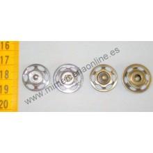Automático metálico 15 mm
