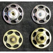 Automático metálico 25 mm