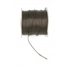 Cordón similar cuero, 1 mm,...