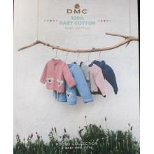 Libro DMC 100% Baby Cotton...