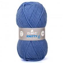 DMC Knitty 6, muchos...