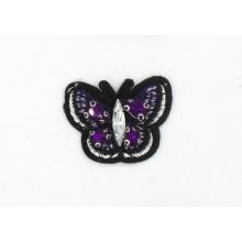 Apliquede coser, mariposa...