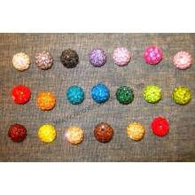 Shamballa de brillantes 10 mm