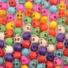 Calavera de plástico 10 mm