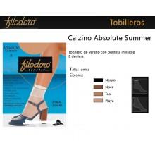 Tobilleros calzino absolute summer, FILODORO