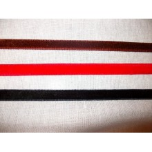 Lazo de terciopelo 7 mm