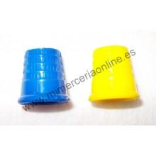 Dedal de plástico para niños