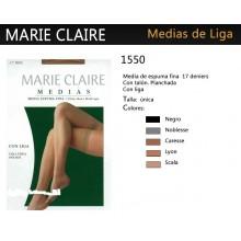 Medias con liga, MARIE CLAIRE