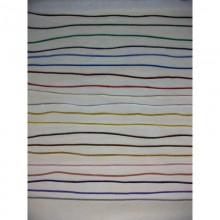 Cordón de rayón de 3 mm