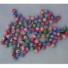 Bolas estampado de flor, 5...