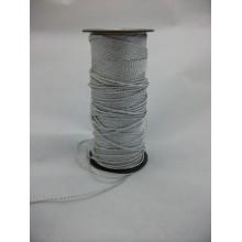 Cordón plata de 1 mm
