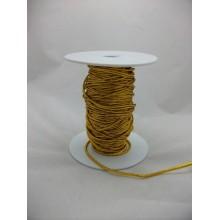 Cordón oro brillante 1,5 mm