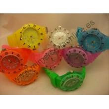Reloj fosforescente