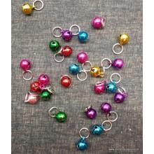 Cascabel colores +anilla,...