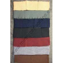 Cintura elástica de lana