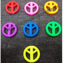 Simbolos de la paz colores...