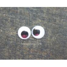 Ojos móviles 1 cm